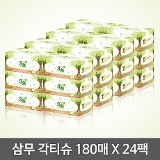 삼무 각티슈 180매x 24팩